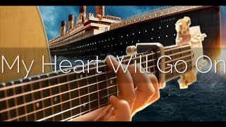 (Celine Dion) My Heart Will Go On