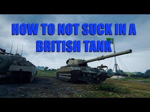 WOT - How To Not Suck in British Heavies | #WorldofTanks
