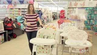видео Какой лучше выбрать стульчик для кормления ребенка