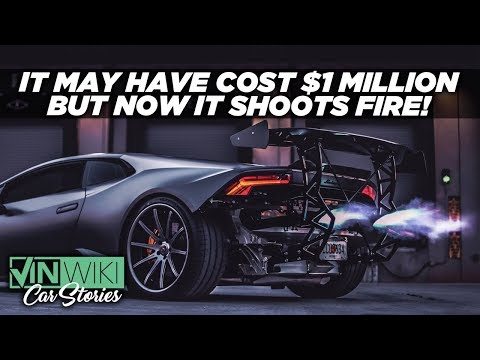 The Bitcoin Lambo Update: Now With Flames!