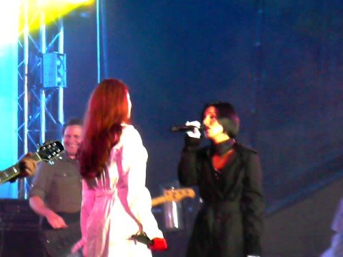 t.A.T.u. part FOF private concert Moscow 25/07/08