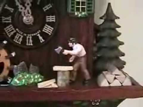 Cuckoo Clock Repair for Jason from YouTube · Duration:  1 hour 10 minutes 50 seconds