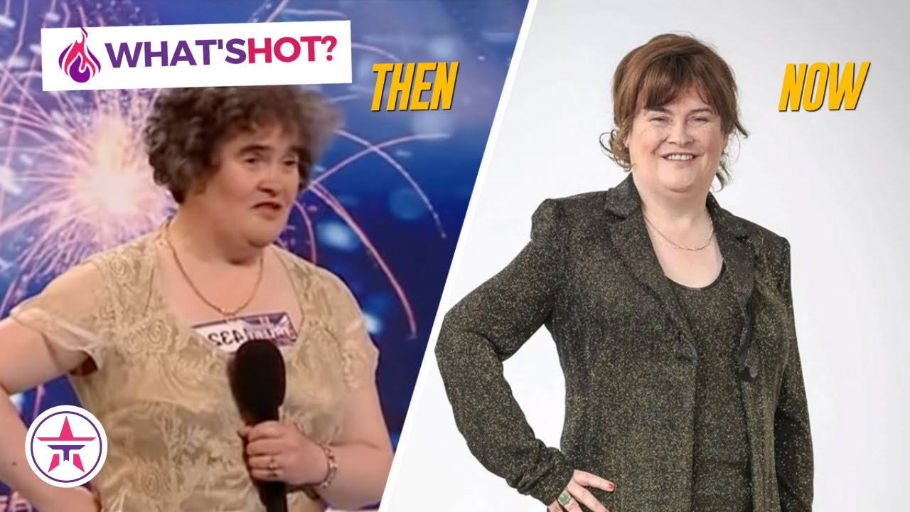 What Ever Happened to Susan Boyle? Most VIRAL Britain's Got Talent Act Ever THEN and NOW!