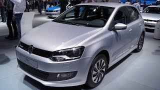 VW Bluemotion At Frankfurt Videos