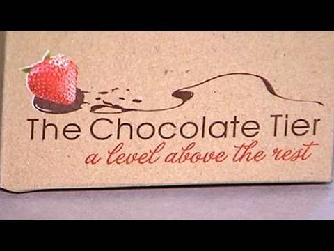 The Chocolate Tier offers an experience of chocolate tasting