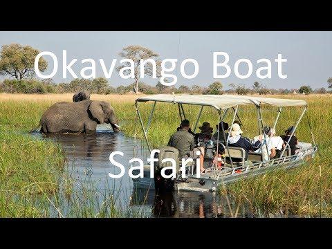 Okavango Still Mobile Boat Safari - Botswana