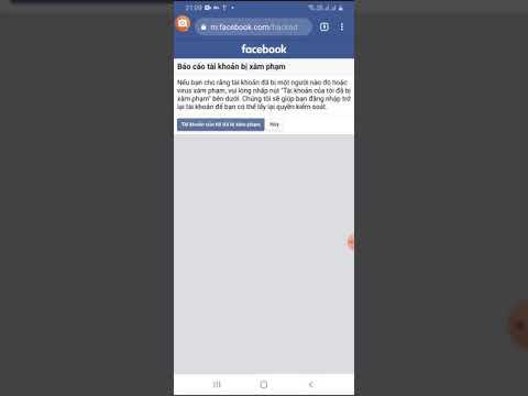 làm thế nào để lấy lại facebook bị hack - Bị hack facebook, bị đổi sdt, và bị đổi email Cách lấy lại fb đơn giản. Kết quả có sau 1- 2 ngày nữa
