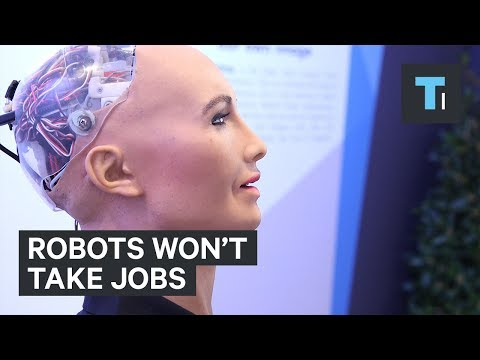MIT professor: Why we shouldn't be afraid of robots taking our jobs