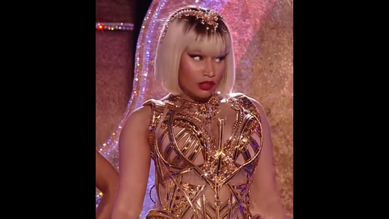 Nicki Minaj is a Honey Badger (THE SAAD TRUTH_1294)
