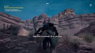 ASSASSIN'S CREED: ORIGINS |Gameplay Walkthrough Part 3| (Water Rats… Side Quest)
