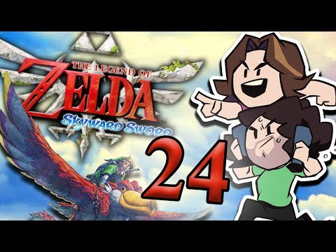 Skyward Sword: Clean Screen - PART 24 - Game Grumps