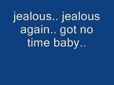 Jealous Again Black Crowes + Lyrics
