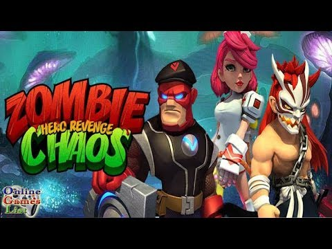Zombie Chaos - Hero Revenge Android Gameplay HD - 동영상