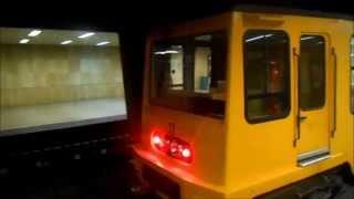 Metro Budapest -  Station Széchenyi fürdő M1