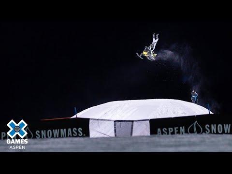 FULL BROADCAST: Snowmobile Freestyle | X Games Aspen 2019