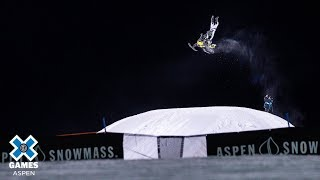 FULL BROADCAST: Snowmobile Freestyle | X Games Aspen 2019