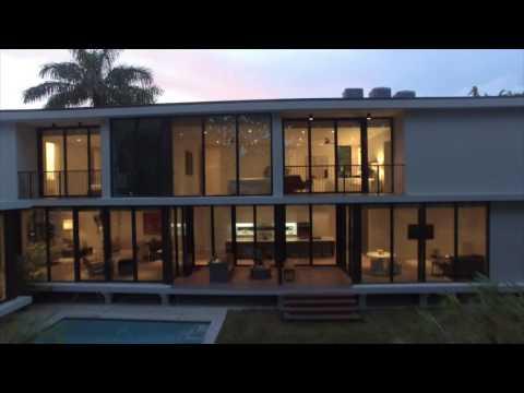 Miami Luxury Real Estate Matheson House Coconut Grove, FL