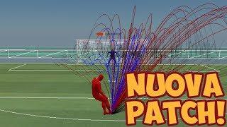 NUOVA PATCH DI FIFA 19: ADDIO TIME FINISHING E FINESSE SHOT?