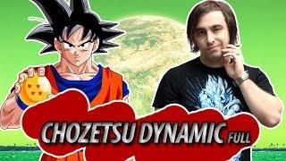 Dragon Ball Super FULL opening ENGLISH DUB: Chozetsu Dynamic