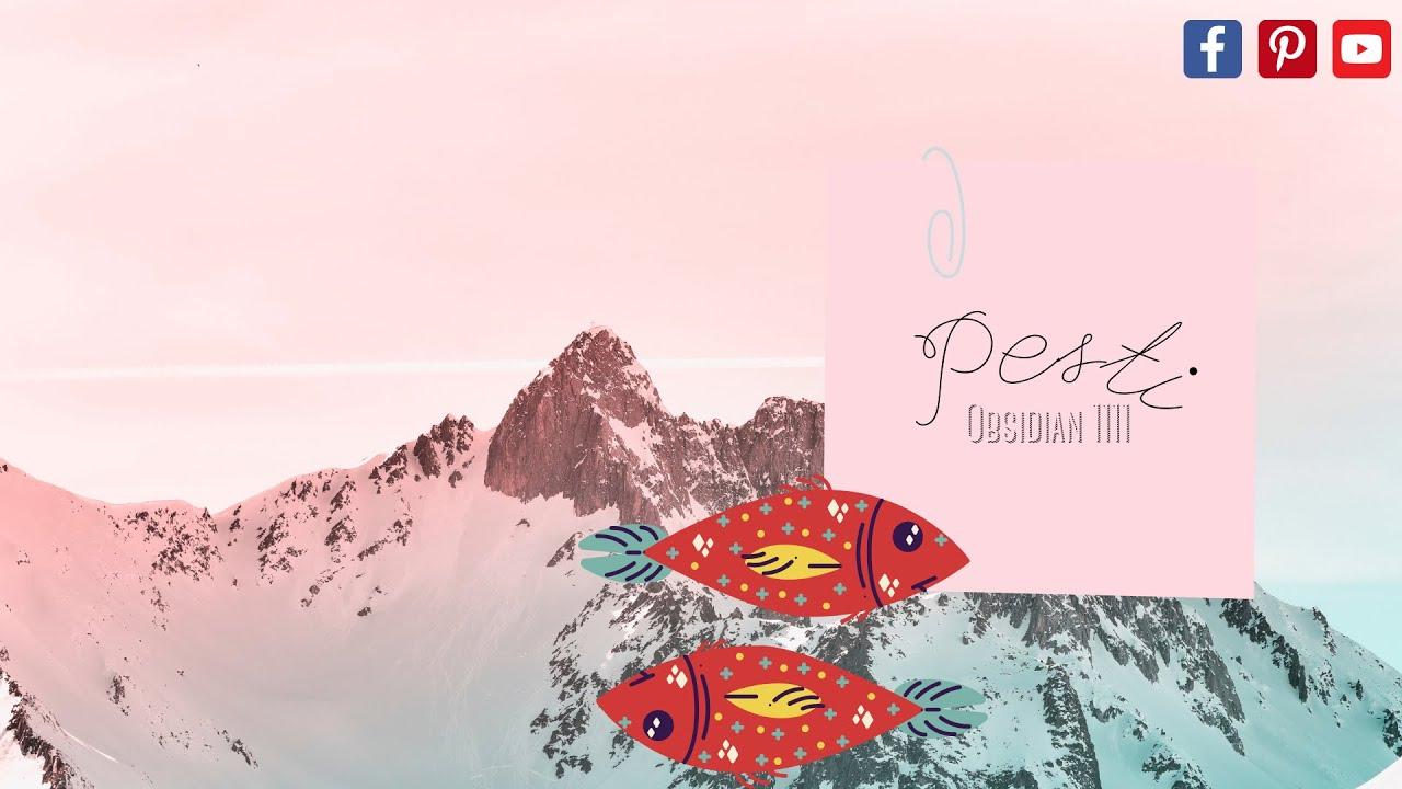 ? Pești - Tarot Ianuarie 2021
