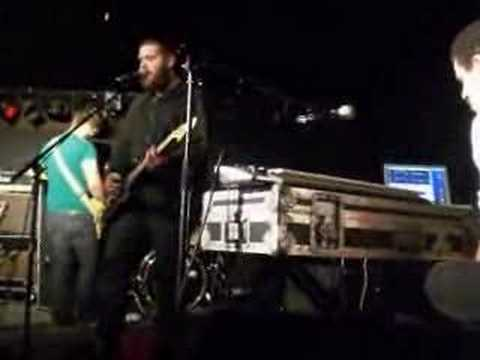 Manchester Orchestra Live - Colly Strings