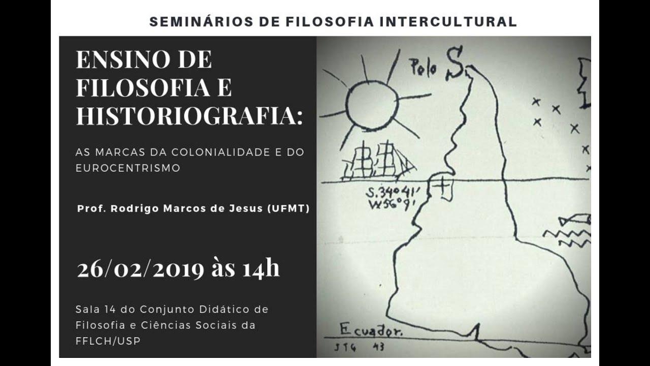 SFI #3: Ensino de filosofia e historiografia