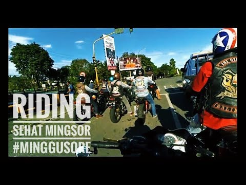 Balikpapan Motovlog #2 Riding Sehat with Brother JBI Oil City