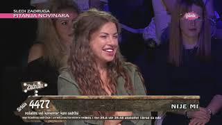 Zadruga 2   Dragana Se Rasplakala U Studiju   18.05.2019.