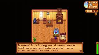 How to learn Artichoke Dip cooking recipe - Stardew Valley