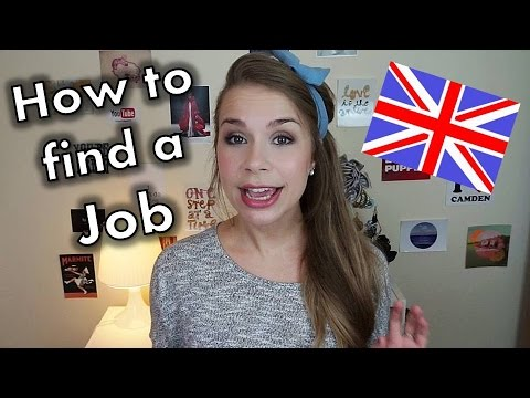 How to find a Job in the UK - Important Tips