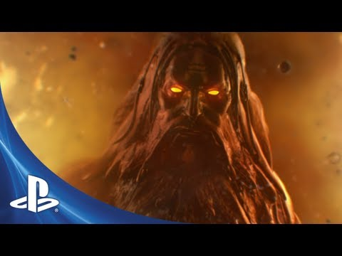 God of War: Ascension - Zeus God Trailer