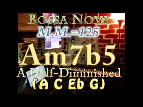 Am7b5 Baritone Ukulele Chord Worshipchords