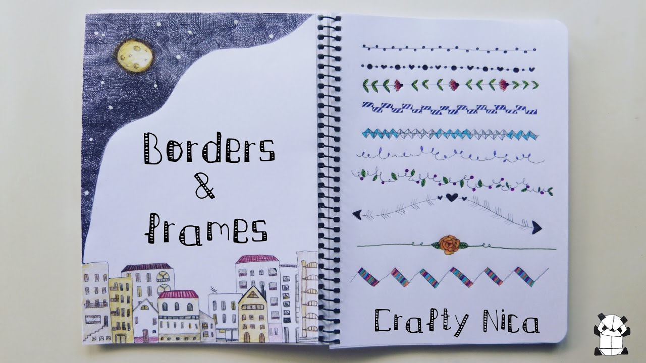 Design Projects Ideas BORDERS And FRAMES DESIGNS 2 Borders For Cards School