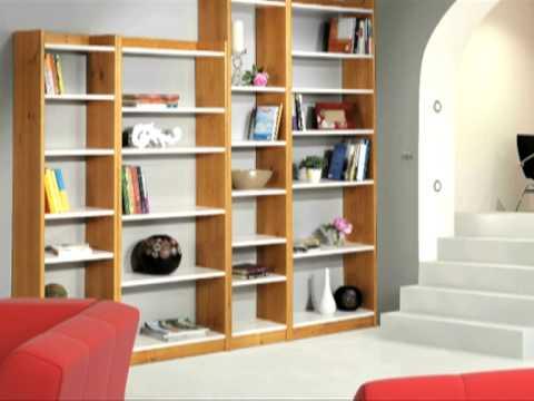Estanterias modulares baldas regulables www grilaca es youtube - Estanterias modulares metalicas ...