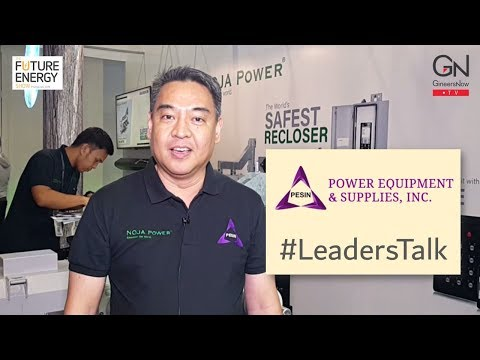 #LeadersTalk With Power Equipment & Supplies Inc, Justo Conde, President & CEO