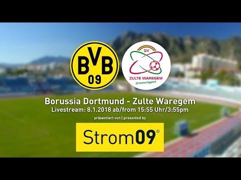 BVB - SV Zulte Waregem | Testspiel aus Marbella | ReLive