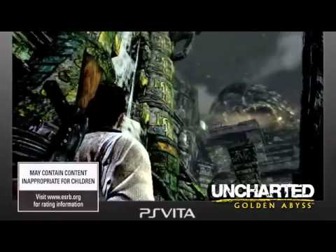 Trailer: Uncharted: Golden Abyss