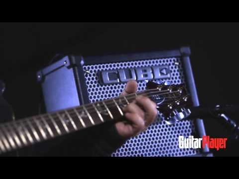 Roland CUBE-10GX Sneak Peek
