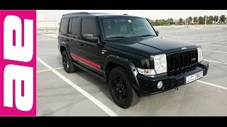 www.AUTOEMOTIONAL.ae - JEEP COMMANDER 4.7 V8 SRT8 - 360