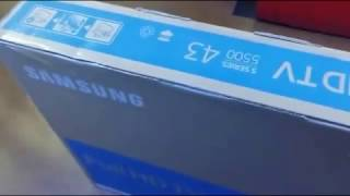 Brand Bazar - Unboxing Samsung 43 inch K5500 Smart LED