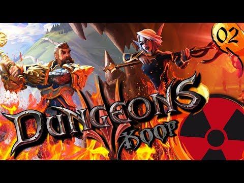 Dungeons 3 | Koop - #02: Angespielt ☢ [Lets Play - Deutsch] |