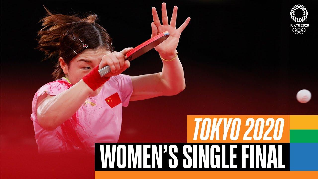 Download Chen Meng 🇨🇳 vs Yingsha Sun 🇨🇳 | Women's Singles Table Tennis 🏓 Gold Medal Match | Tokyo Replays