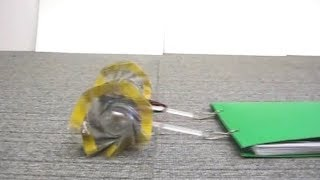 Robot With Origami-Inspired Continuously Variable Transmission