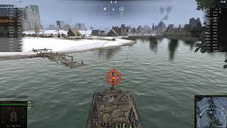 Funny clip E75 quick Battle Win