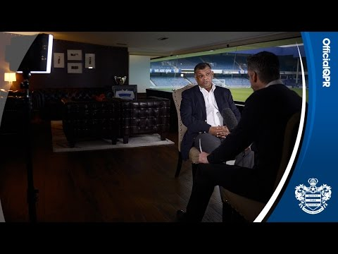 TONY FERNANDES EXCLUSIVE INTERVIEW – PART ONE