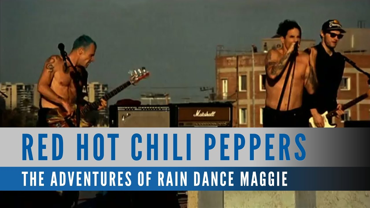 Red Hot Chili Peppers - The Adventures Of Rain Dance Maggie (Official Music Video)