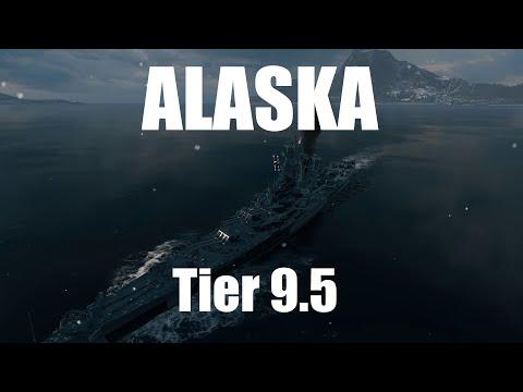 Alaska - Tier 9.5