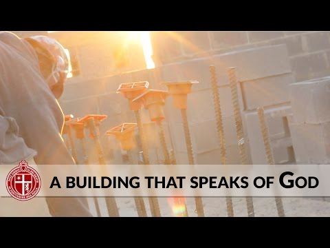 """""""A Building That Speaks Of God"""" - SSPX New Seminary Project"""