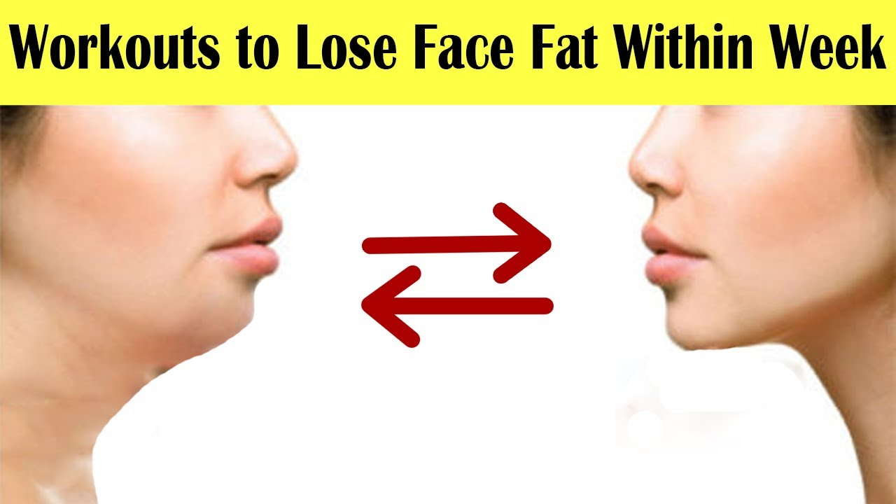 6 Simple Workouts to Lose Face Fat in One Week