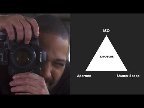 What is Exposure? Understanding Aperture, Shutter Speed, and ISO